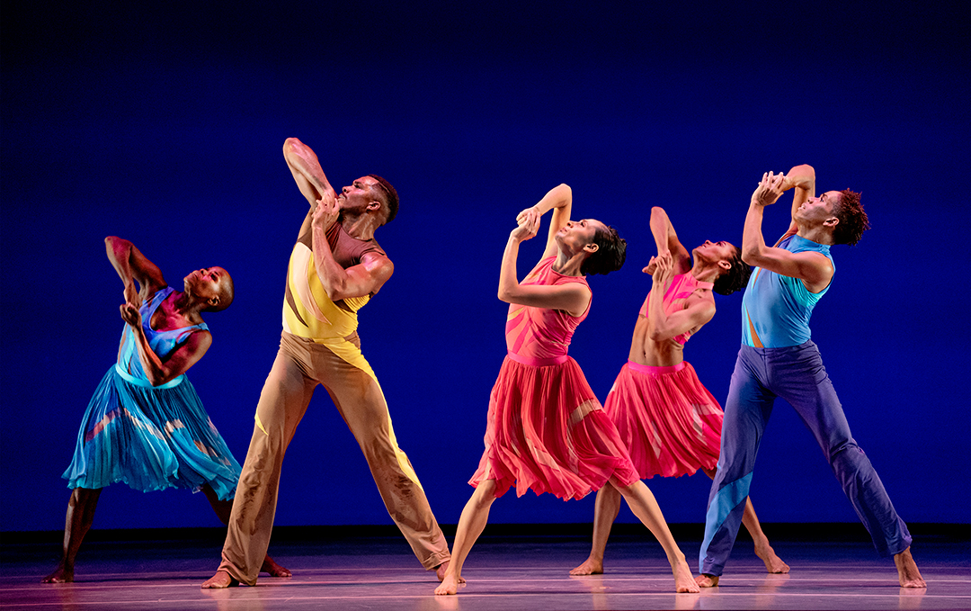 AAADT in Darrell Grand Moultrie's Ounce of Faith. Photo by Paul Kolnik