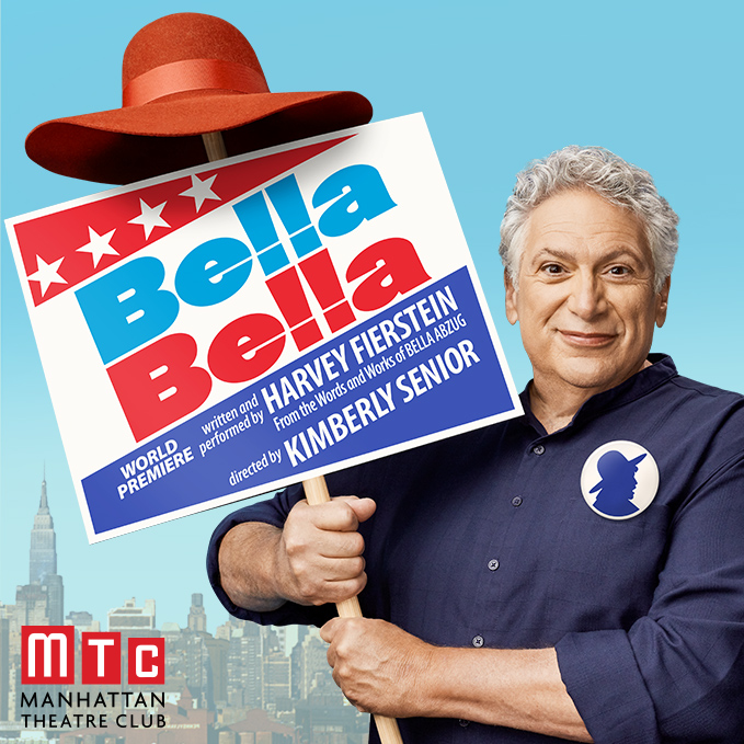 Harvey Fierstein — Bella Bella