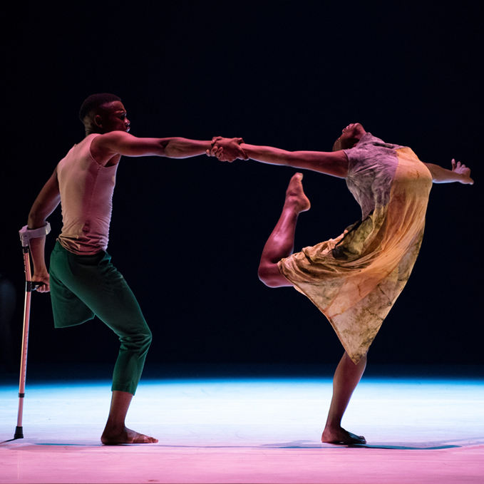 Vuyani Dance Theatre (2019); photo by Stephanie Berger