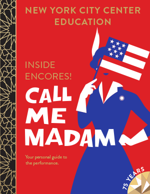 Inside Encores - Call_Me_Madam